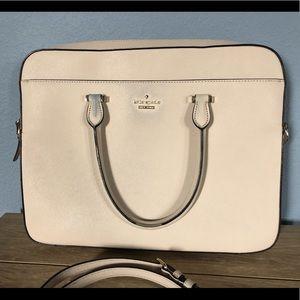 "Kate Spade Saffiano Leather 13"" Laptop Bag"